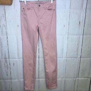 CELEBRITY PINK GIRLS pink skinny pants